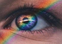 Crean una lente capaz de corregir la aberración cromática del ojo