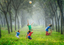 Los niños asmáticos tienen problemas para mantenerse en forma